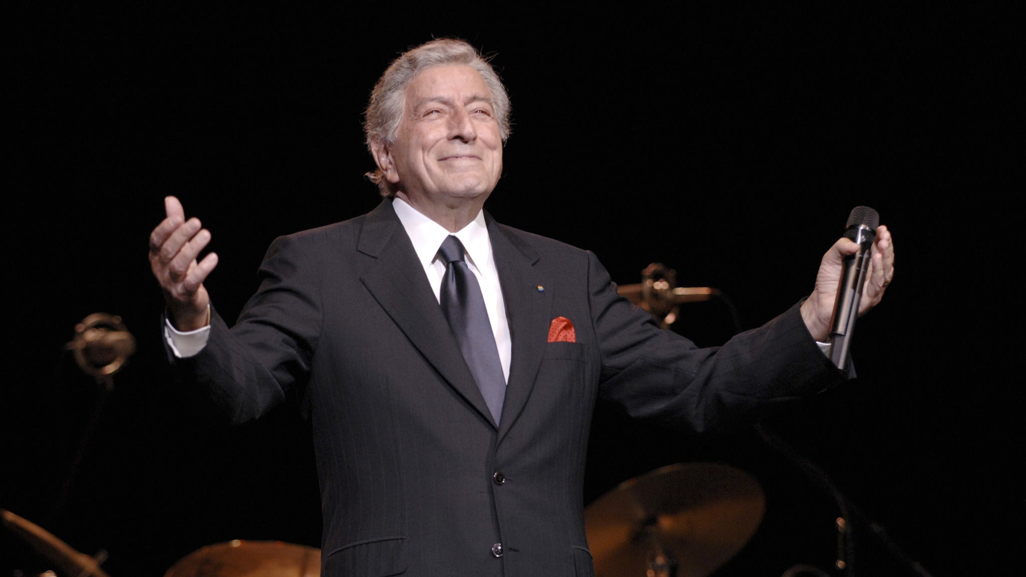 Tony Bennett at Greek Theatre-U.C. Berkeley