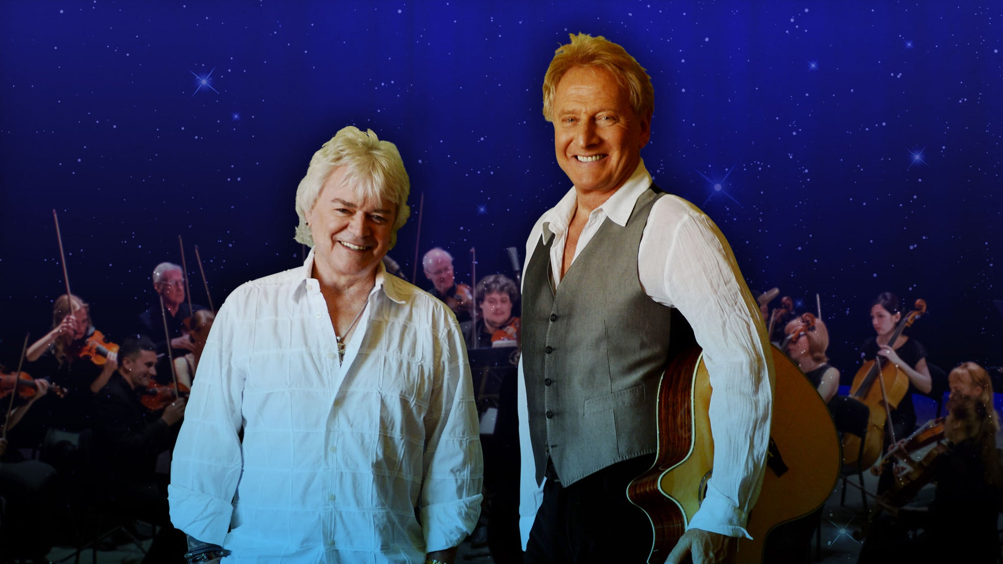 AIR SUPPLY The Lost In Love Experience