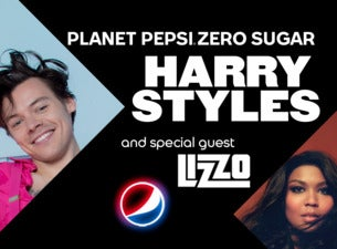 Planet Pepsi® Zero Sugar With Harry Styles
