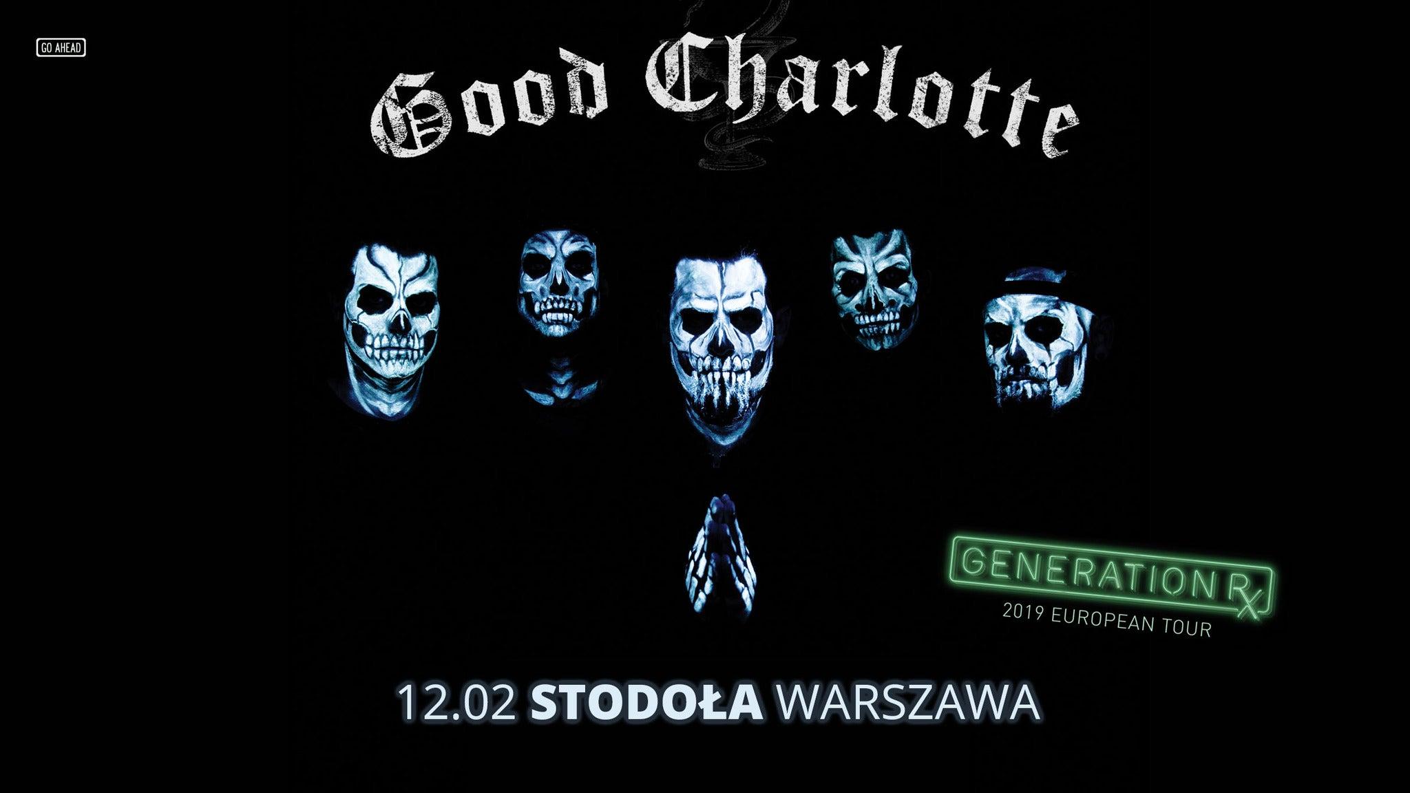 Good Charlotte at The Majestic Ventura Theater - CA