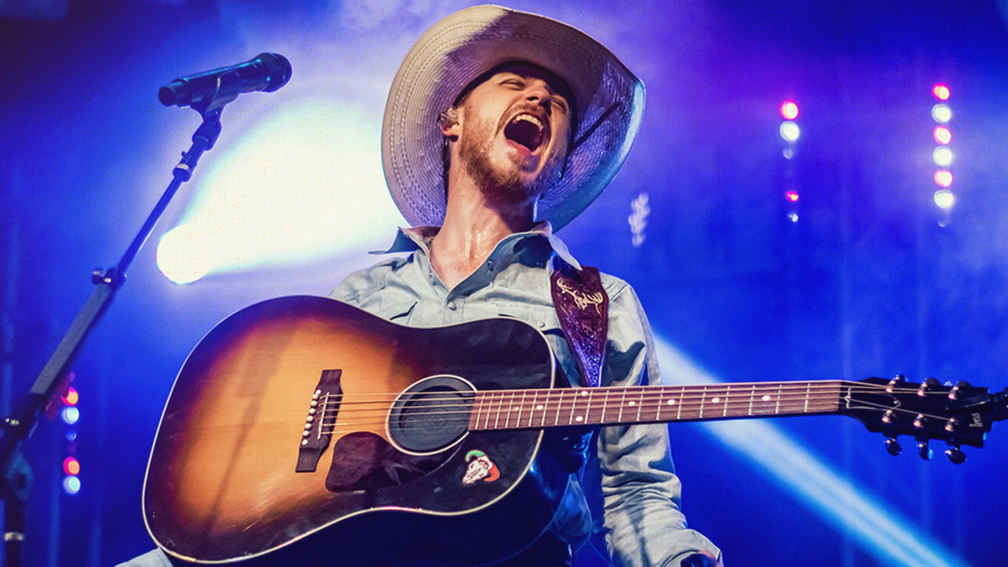 Cody Johnson at Druid City Music Hall