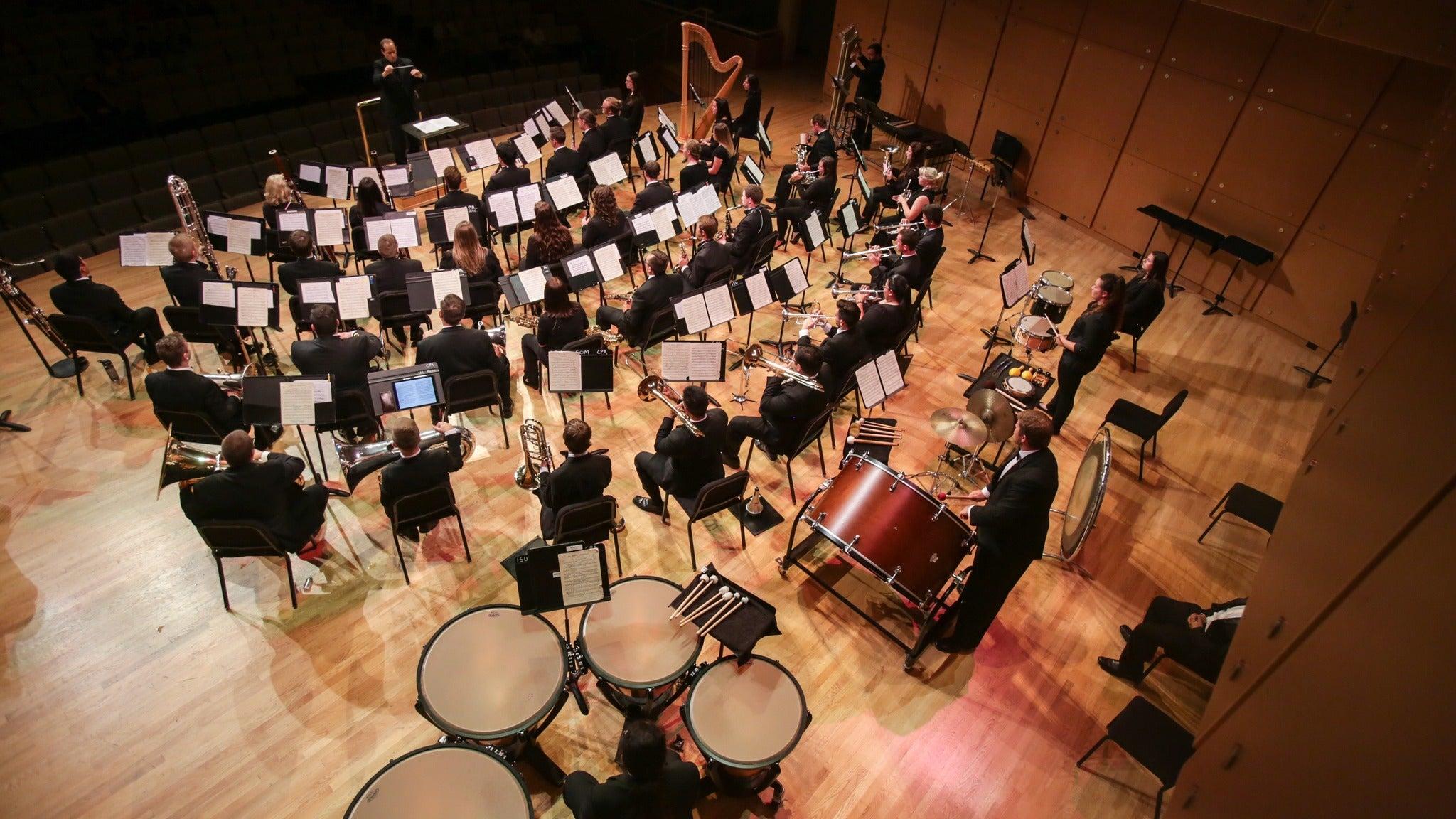 Symphonic Band & University Band