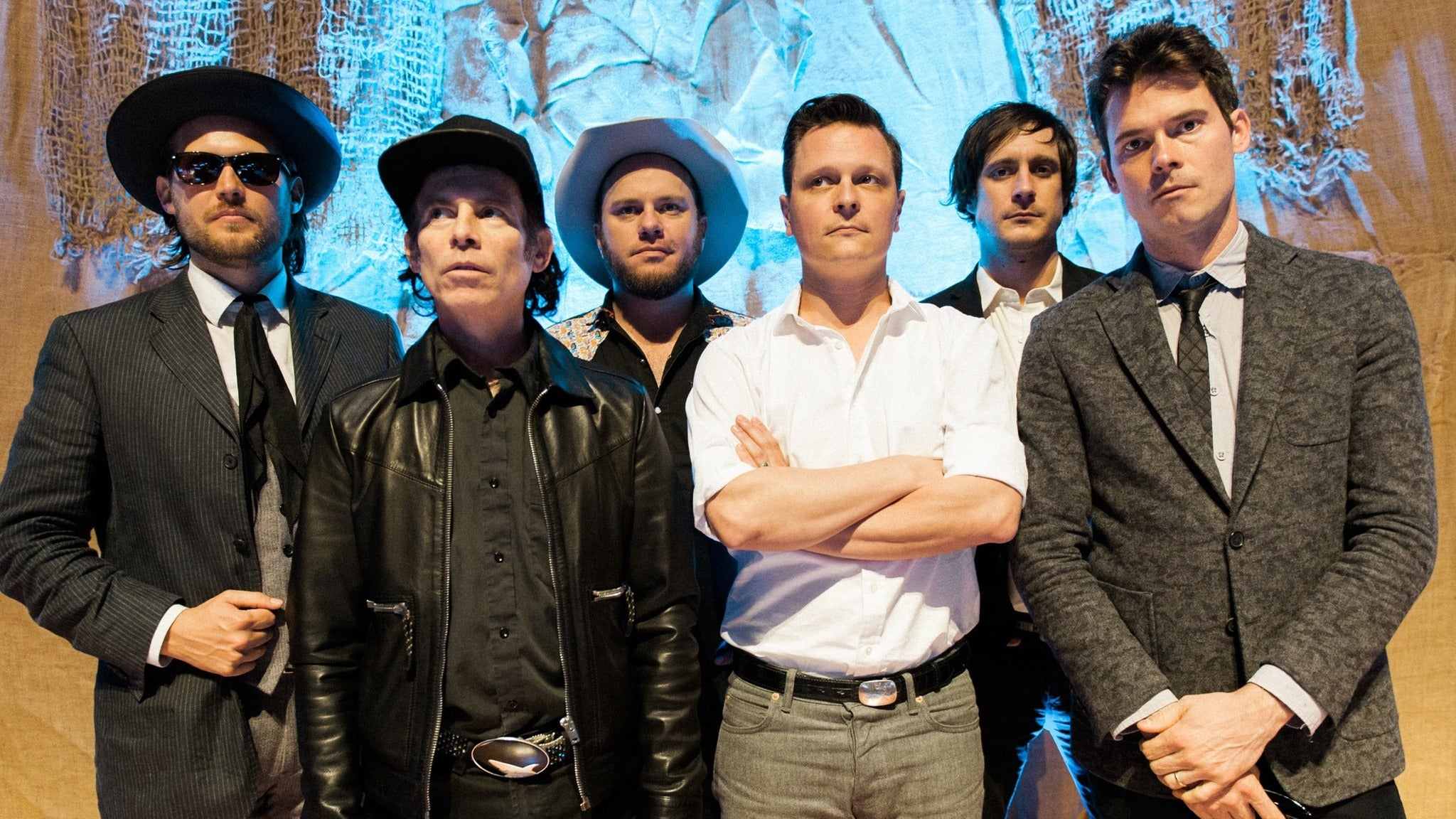 Old Crow Medicine Show at West Virginia Fairgrounds