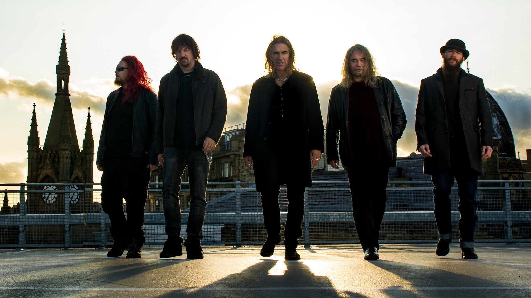 New Model Army - 40th Anniversary tickets (Copyright © Ticketmaster)