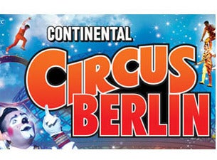 Continental Circus Berlin tickets | Copyright © Ticketmaster
