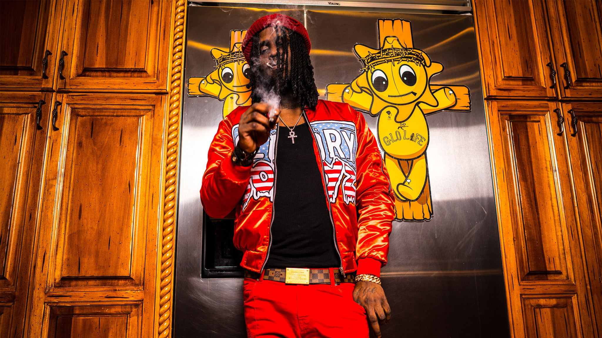 Chief Keef at Fox Theatre & Cafe