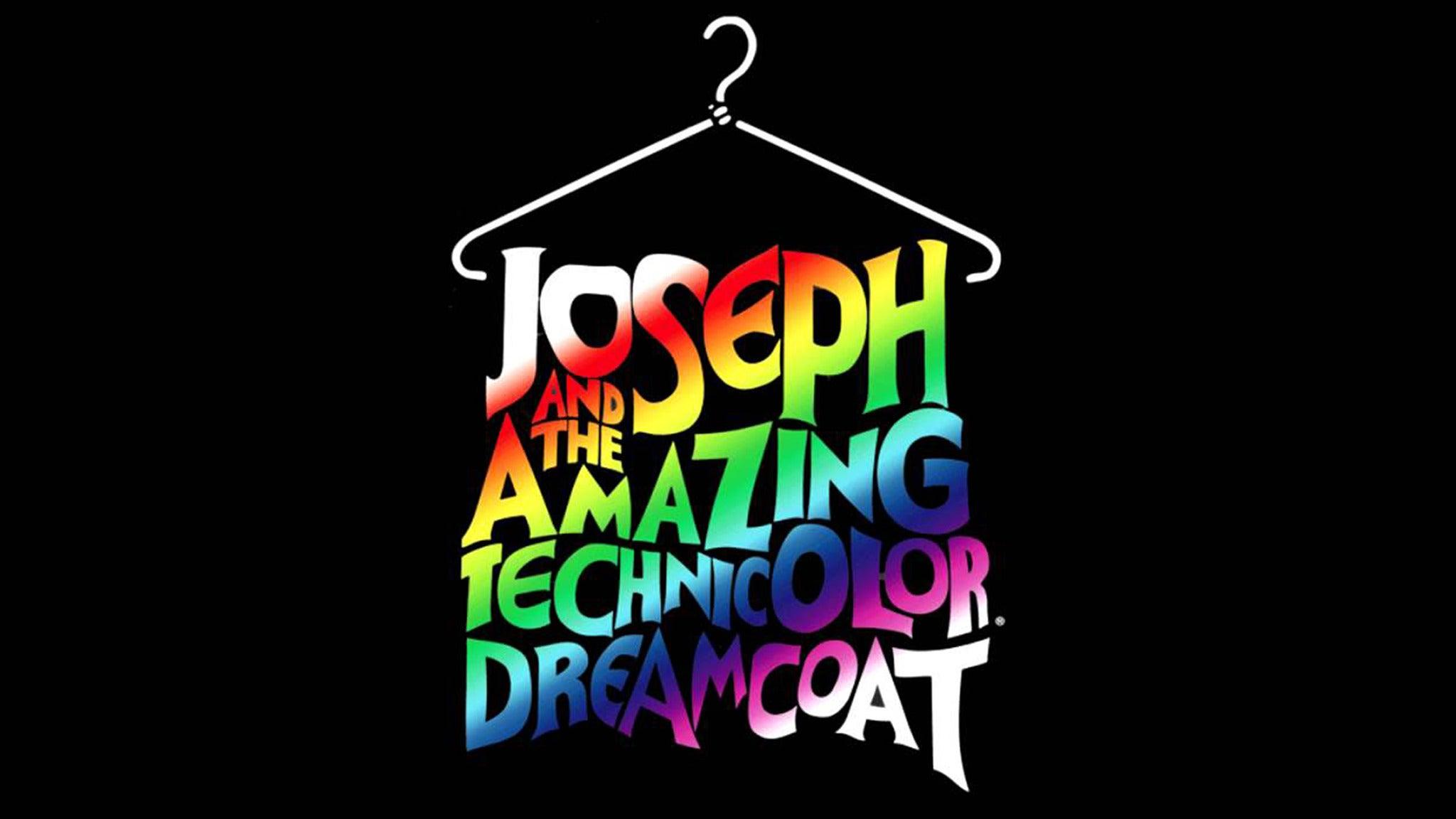 The UTEP Dinner Theatre- Joseph and the Amazing Technicolor Dreamcoat
