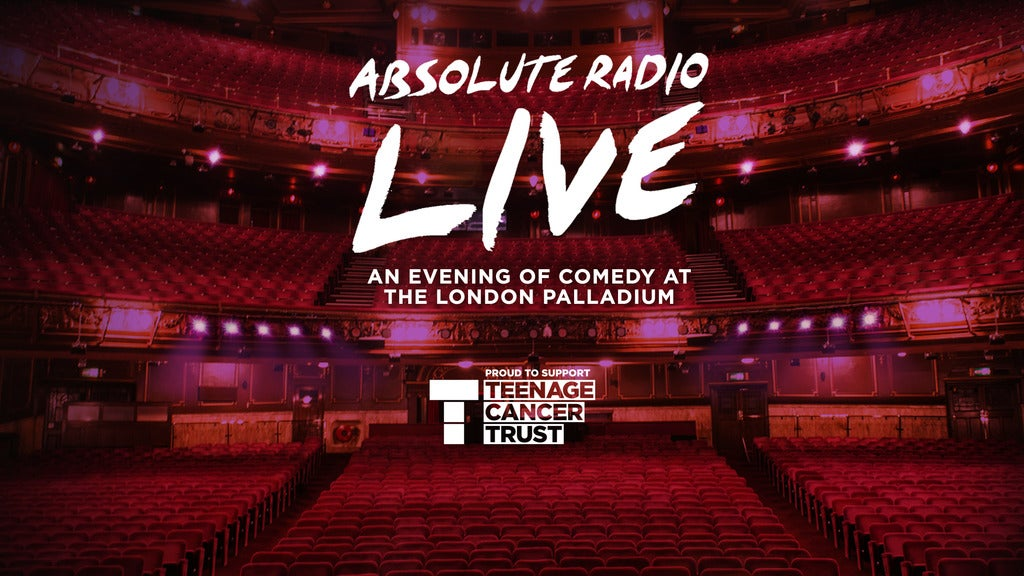 Hotels near Absolute Radio Live Events