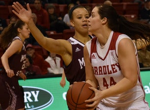 Bradley Braves Womens Basketball vs. Rockhurst Women's Basketball