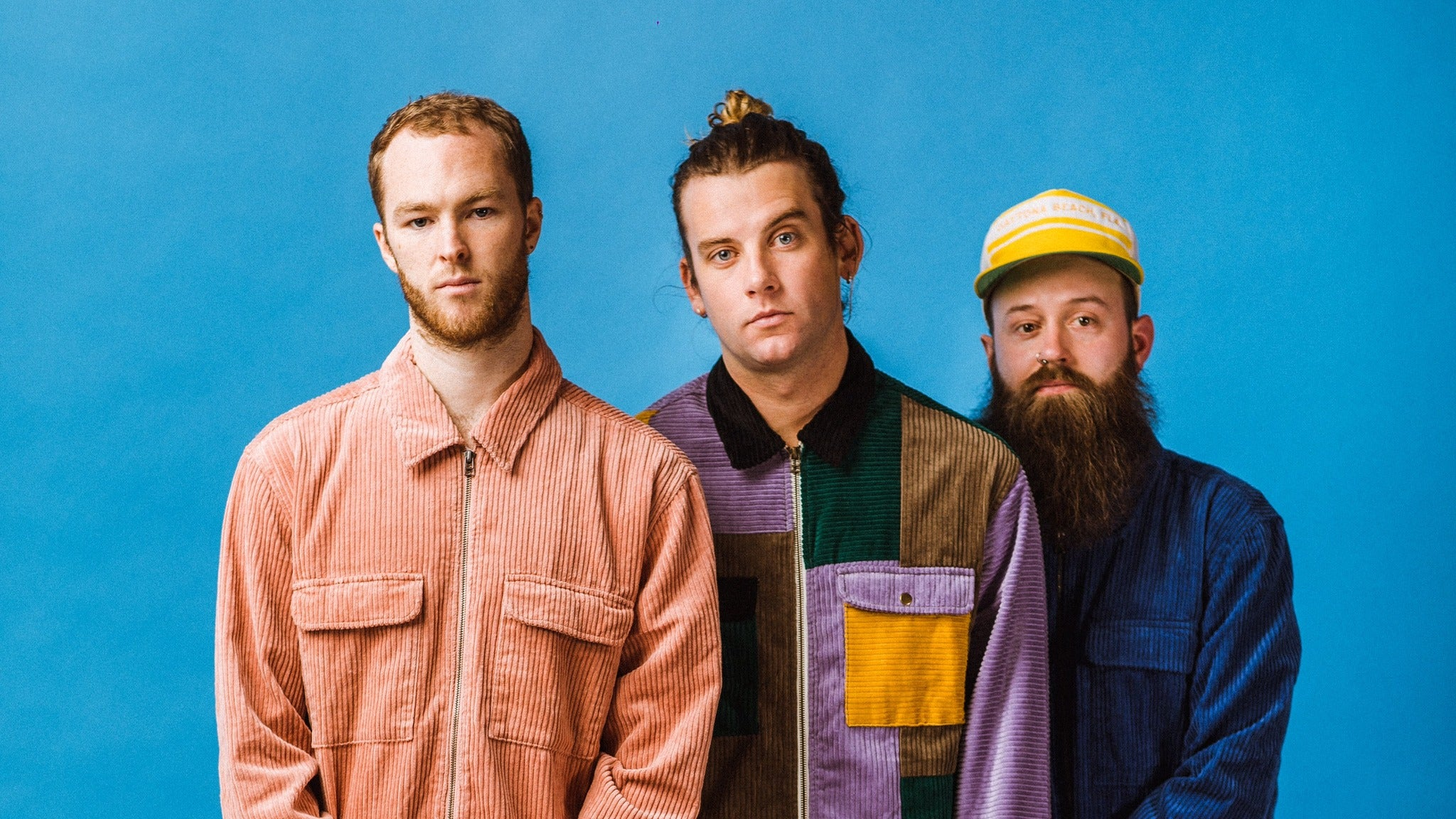 Judah & the Lion: Pep Talks World Wide Tour 2019
