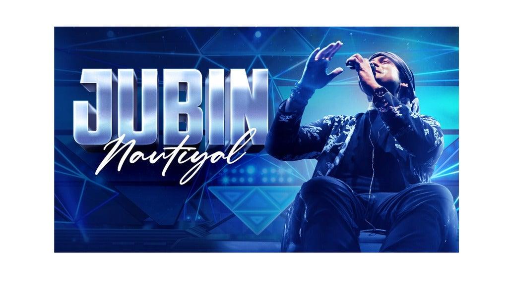 Jubin Nautiyal - UK Tour 2021 Seating Plans