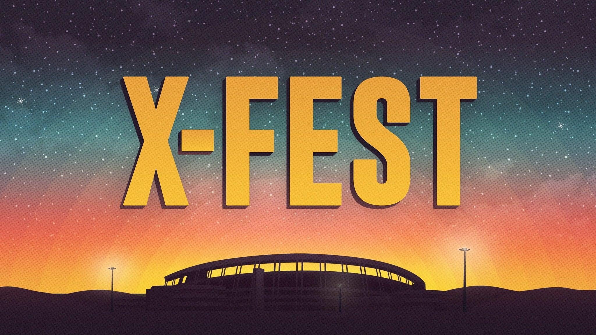 X-FEST 2017 Presented by 91X and Goldenvoice