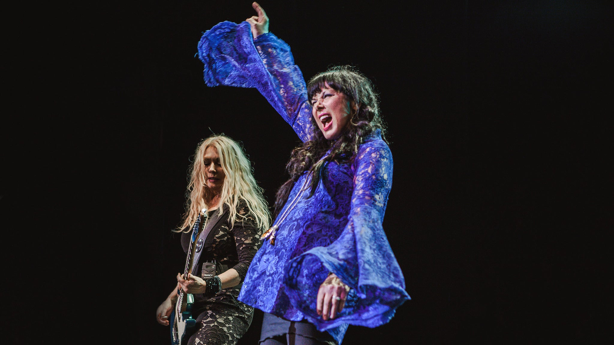 Heart: Love Alive Tour at Concord Pavilion