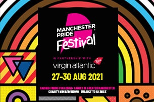 Manchester Pride - Sunday Rainbow Pass