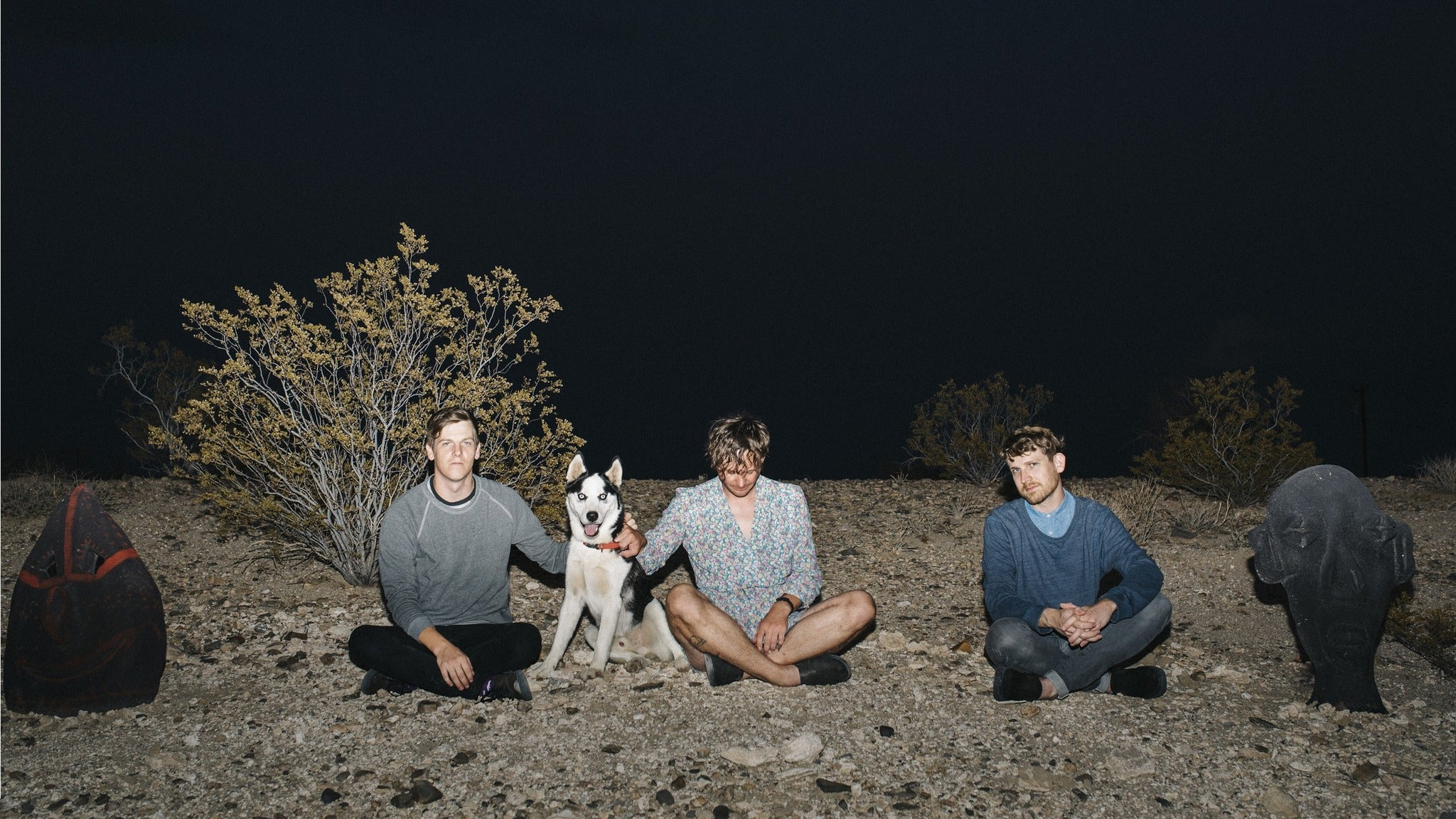 STRFKR with Special Guest: Psychic Twin at Moxi Theater