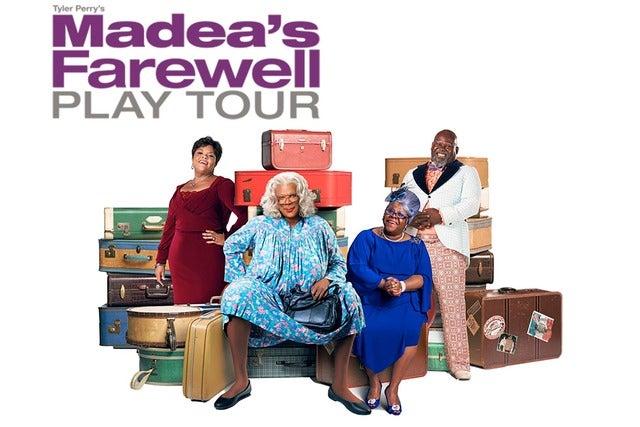 Tyler Perry's Madea's Farewell Play Tour
