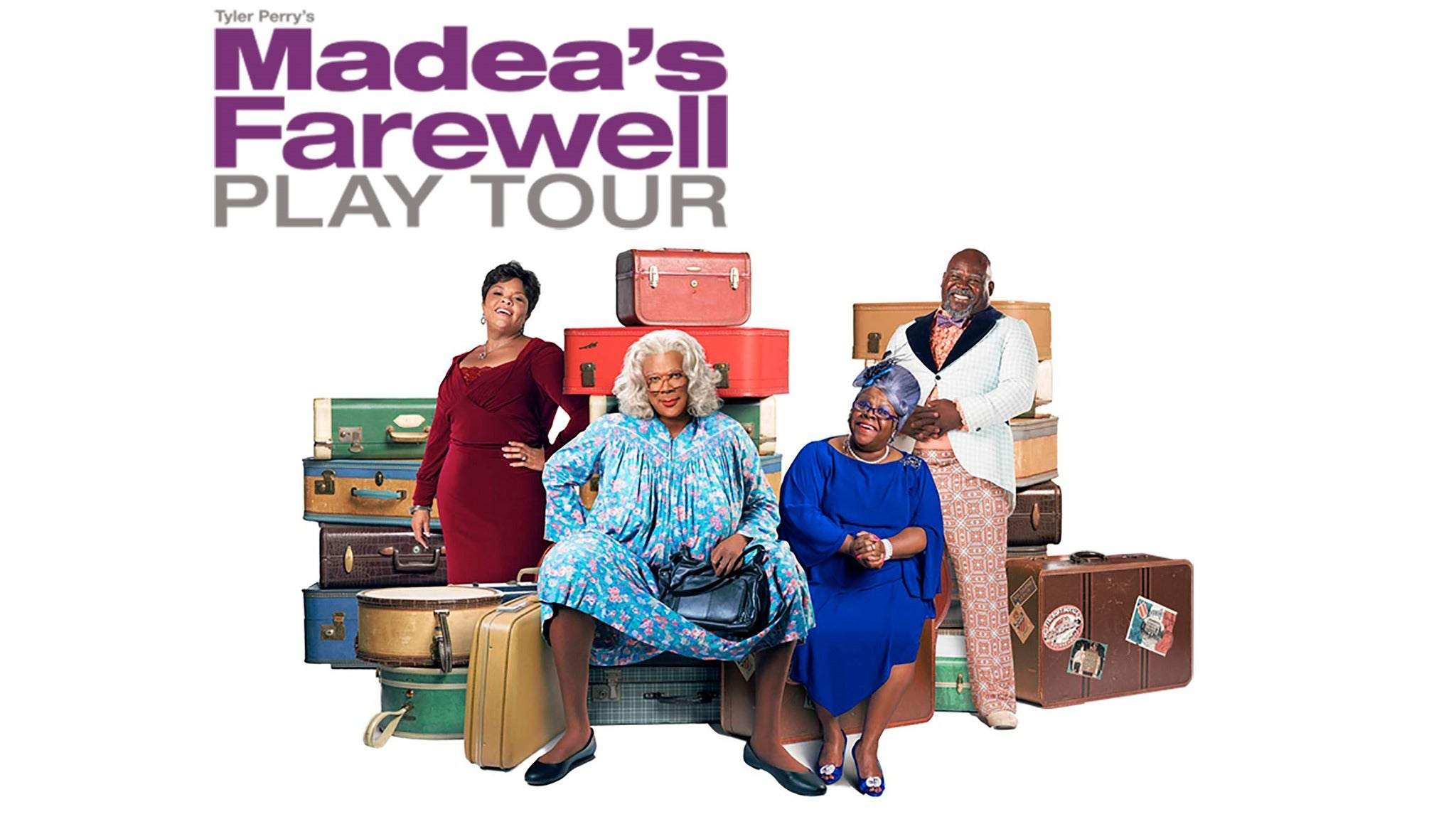 Tyler Perry's Madea's Farewell Play Tour at Thalia Mara Hall