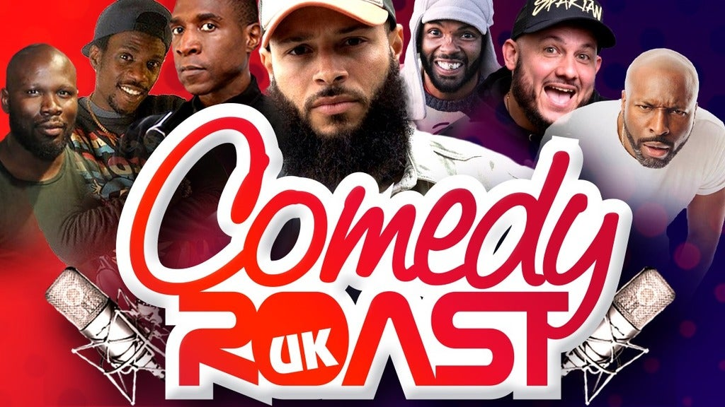 Hotels near Comedy Roast UK Events