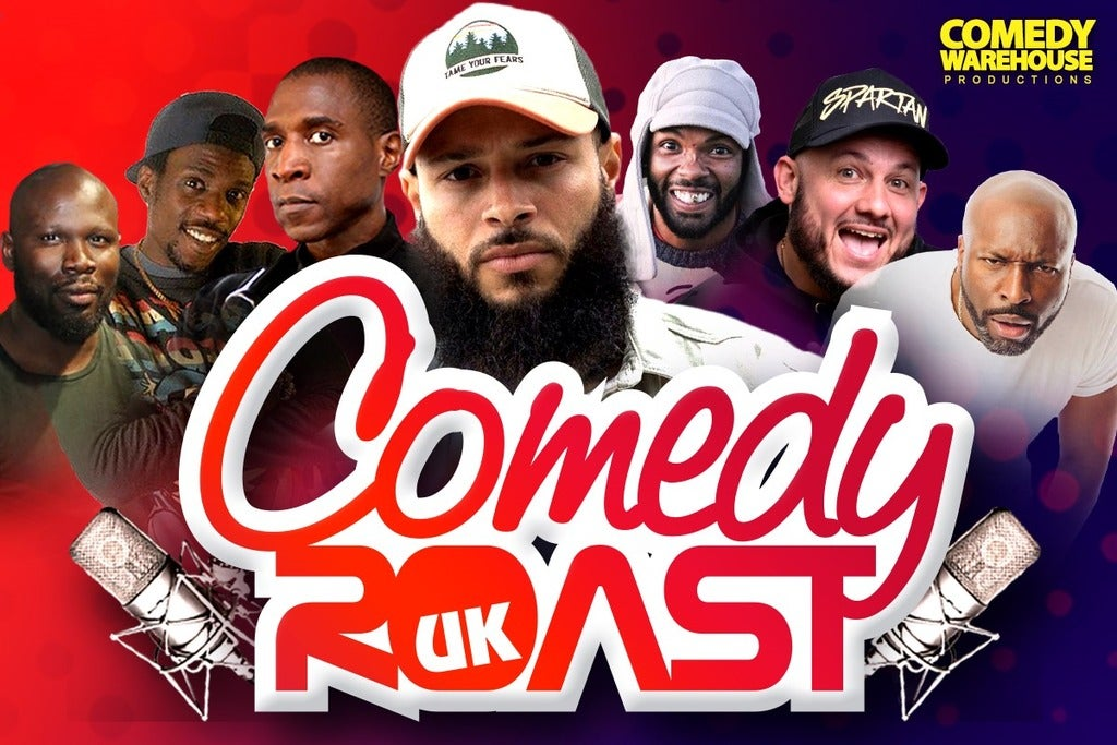 Comedy Roast Uk Live Seating Plan Shepherds Bush Empire