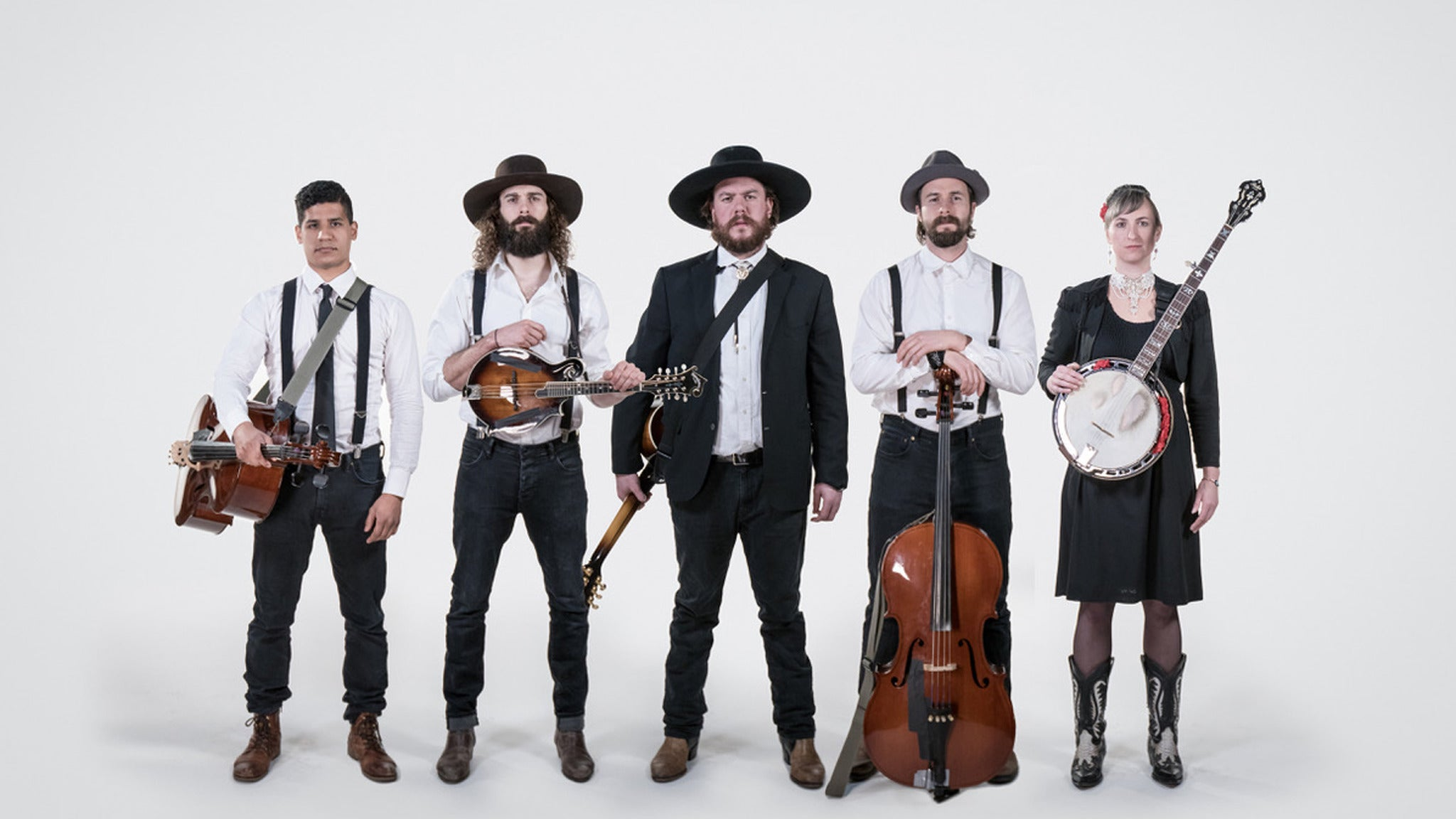 The Dead South, Whiskey Shivers and Del Suelo