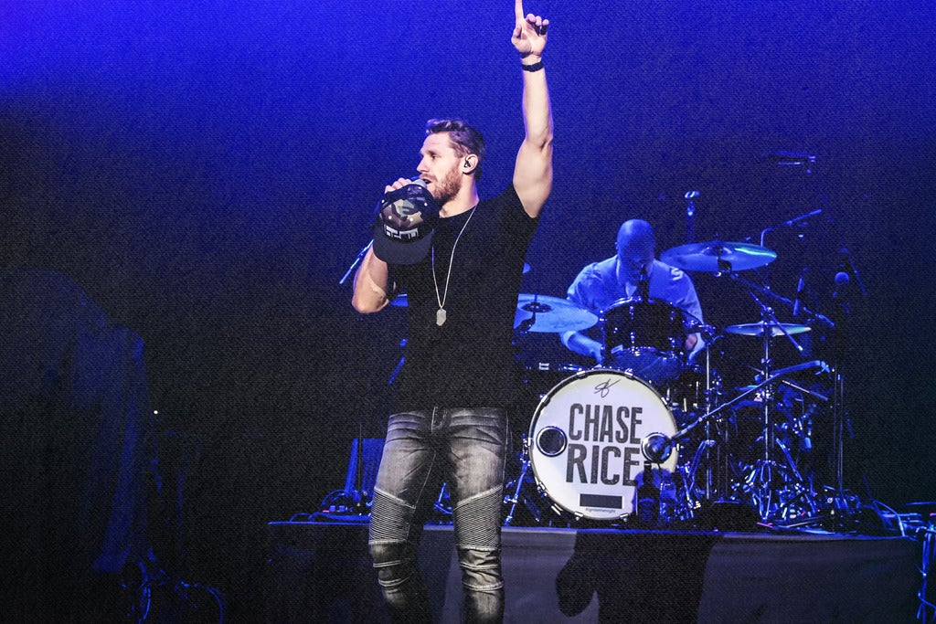 Chase Rice Am Pm 2019 Tour Tickets Saturday December 14