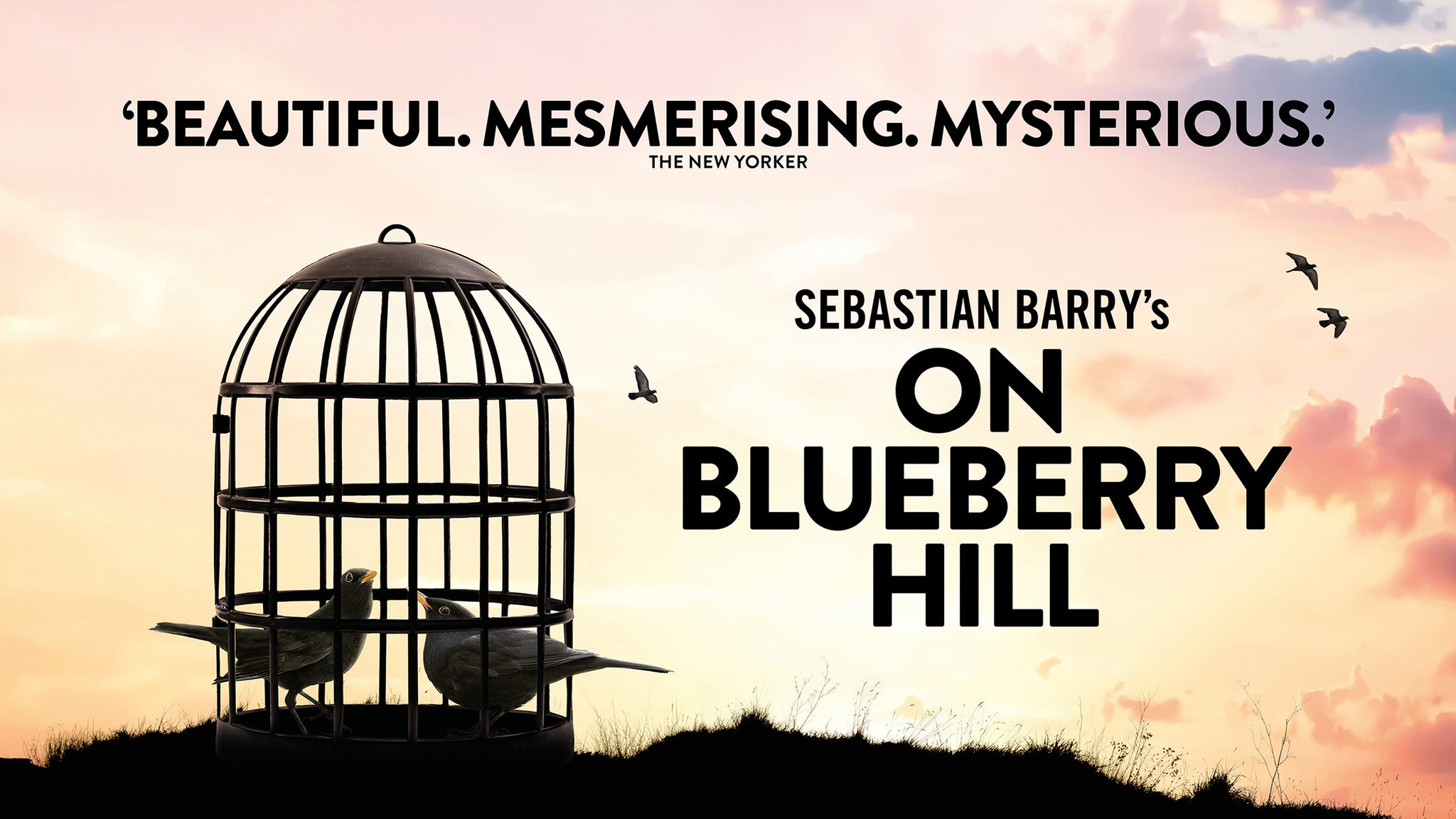 On Blueberry Hill Event Title Pic