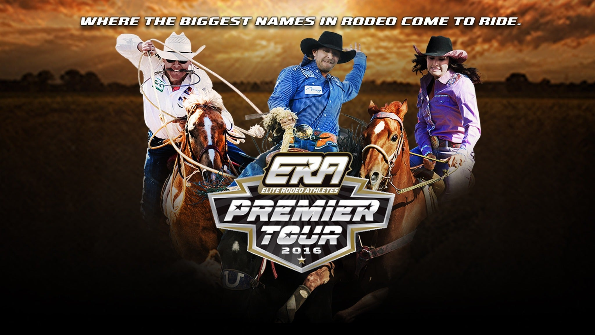Elite Rodeo Athletes 2016 World Championship