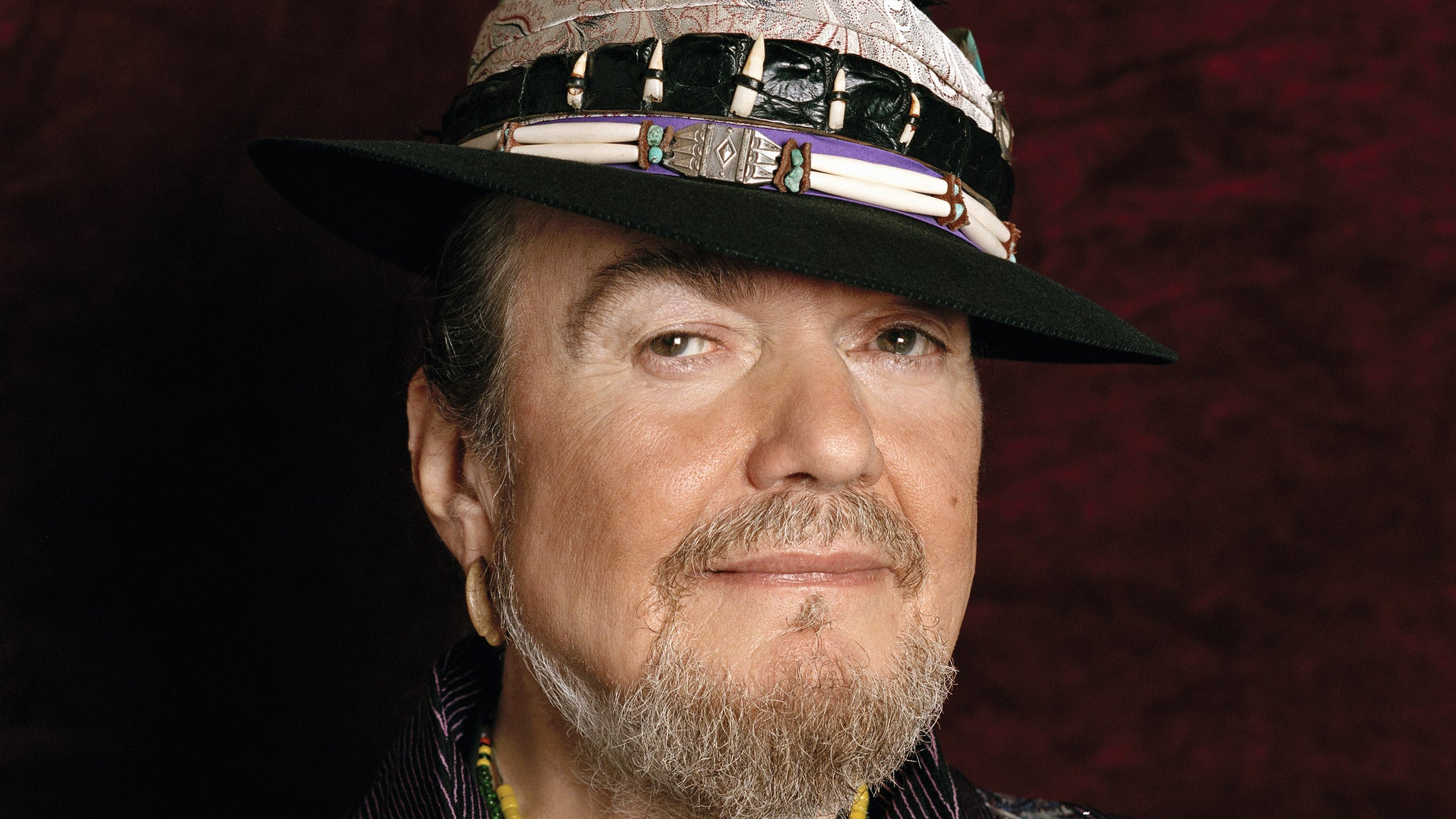 An evening with Dr. John & The Nite Trippers