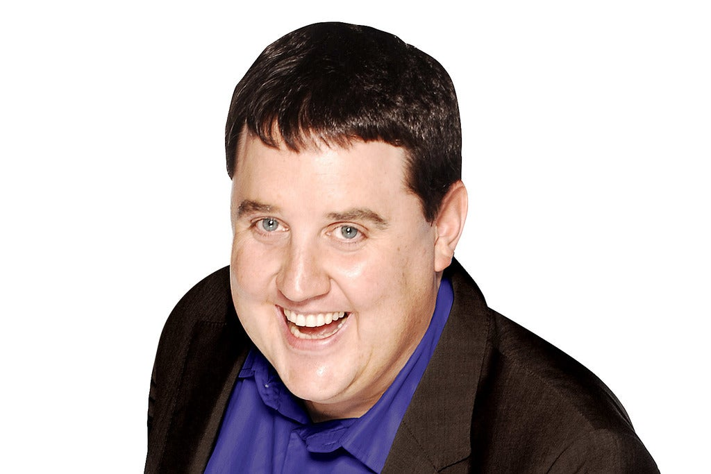 Peter Kay's doing it for Laura - A Very Special Charity Q&A Seating Plans