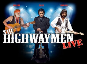 The Highwaymen Live - A Tribute To Willie, Waylon And Johnny Cash