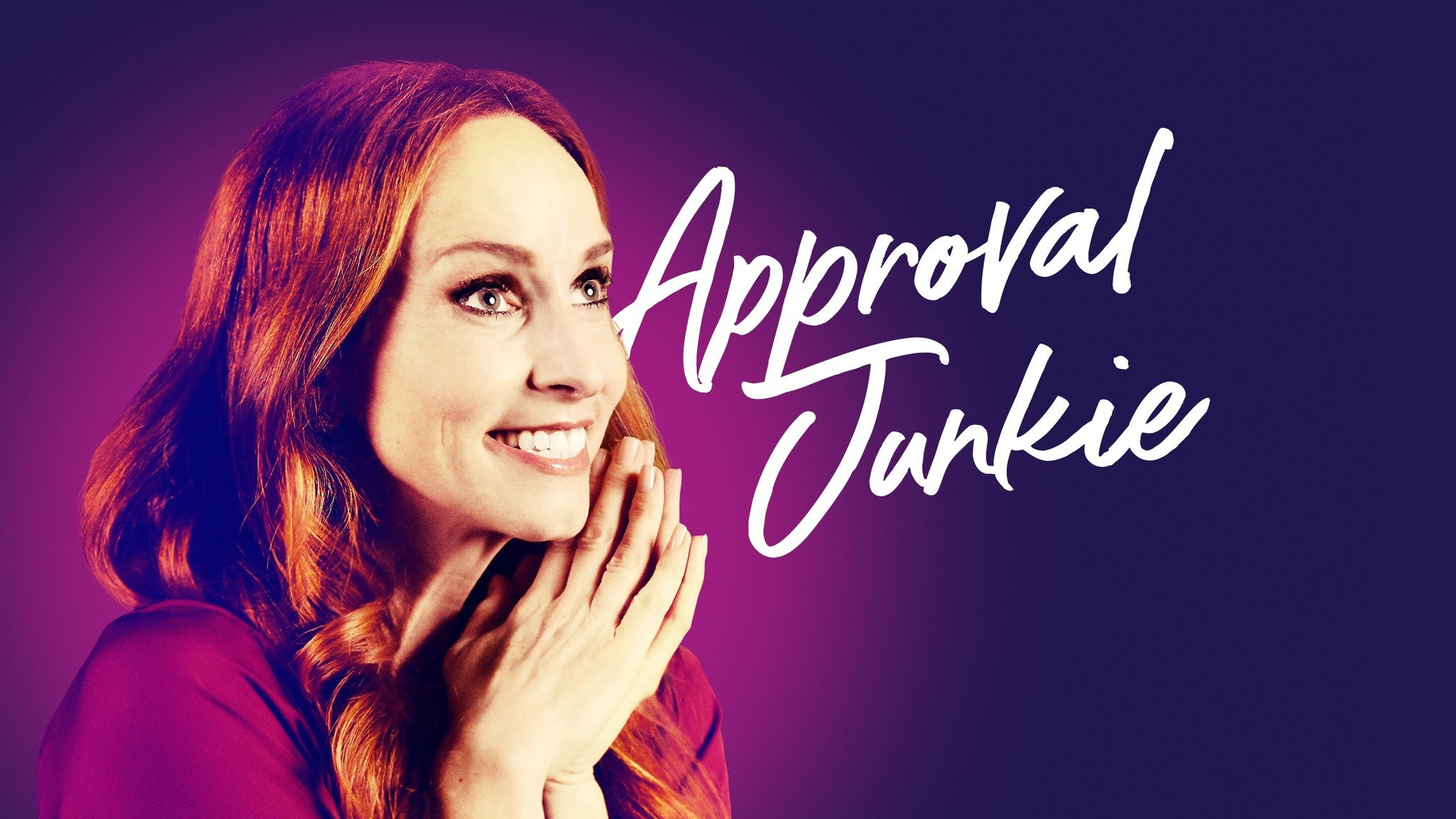 Audible Theater presents Approval Junkie