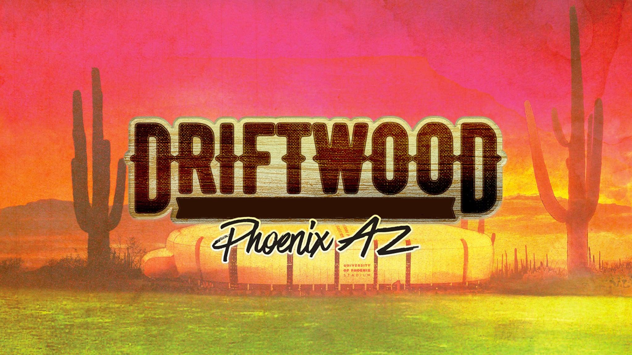 Driftwood Phoenix at University of Phoenix Stadium