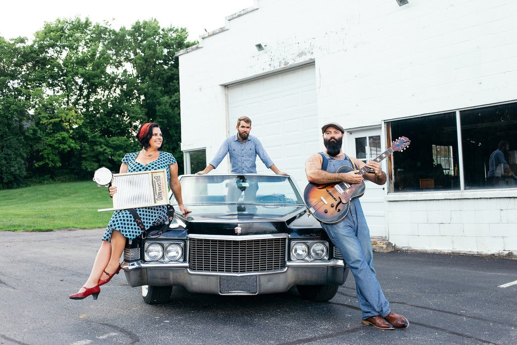 Postponed: the Reverend Peyton's Big Damn Band