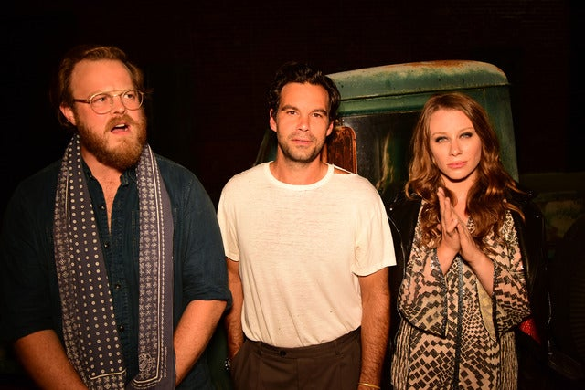 The Lone Bellow: Half Moon Light Tour