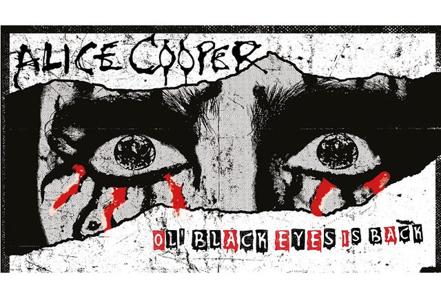 Alice Cooper tickets | Copyright © Ticketmaster