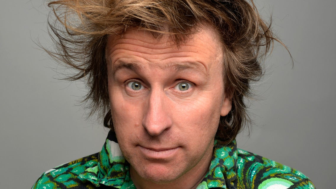 Milton Jones - Milton: Impossible Seating Plans