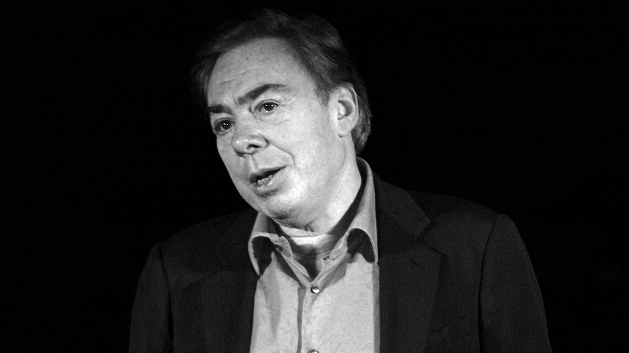 Andrew Lloyd Webber at The Old Church-OR
