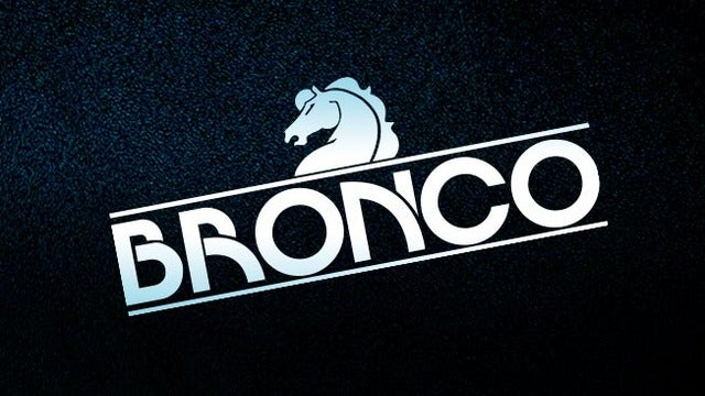Bronco at Rosemont Theatre