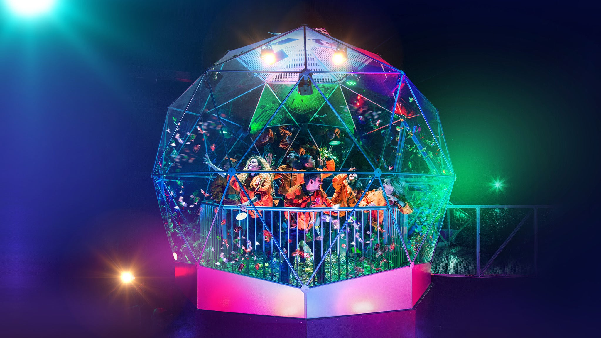 The Crystal Maze Live Experience London - West End