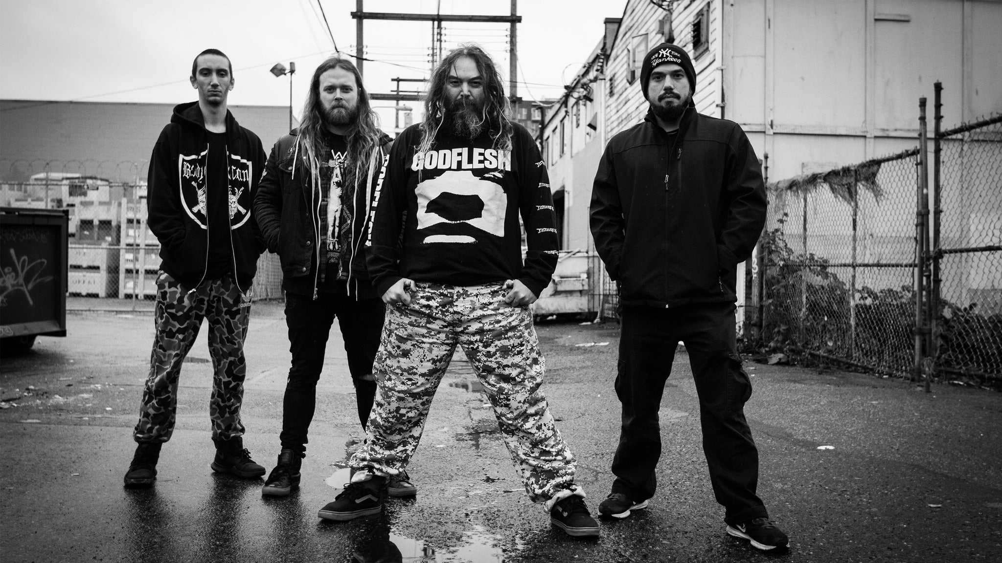 Soulfly at Marquis Theatre-CO