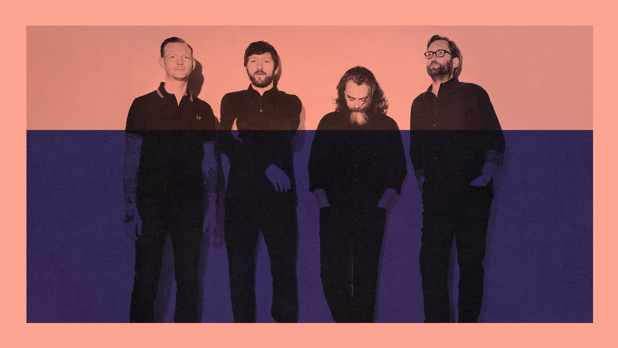 Minus the Bear at The Summit Music Hall