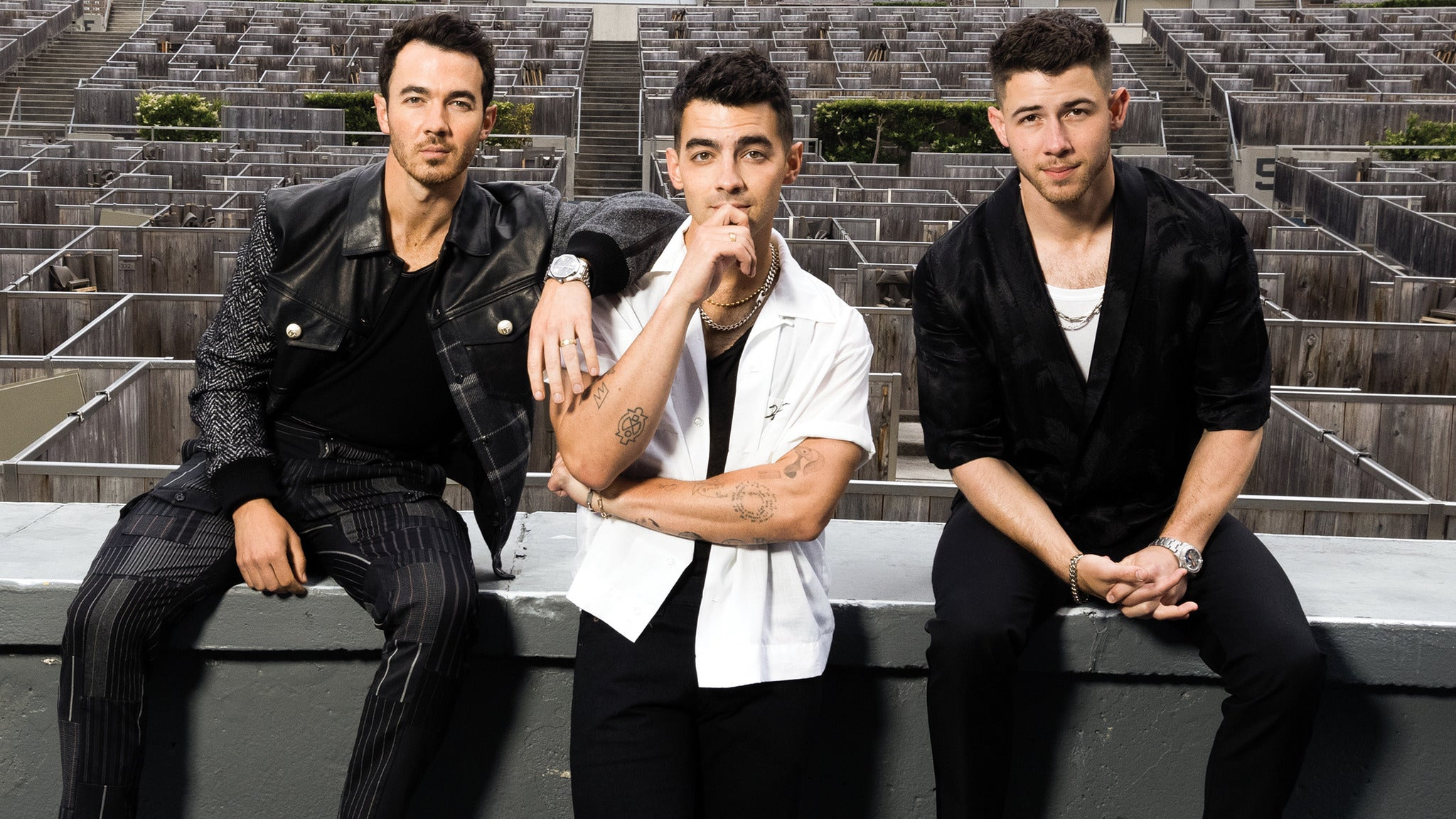 Jonas Brothers: The Remember This Tour at BB&T Pavilion