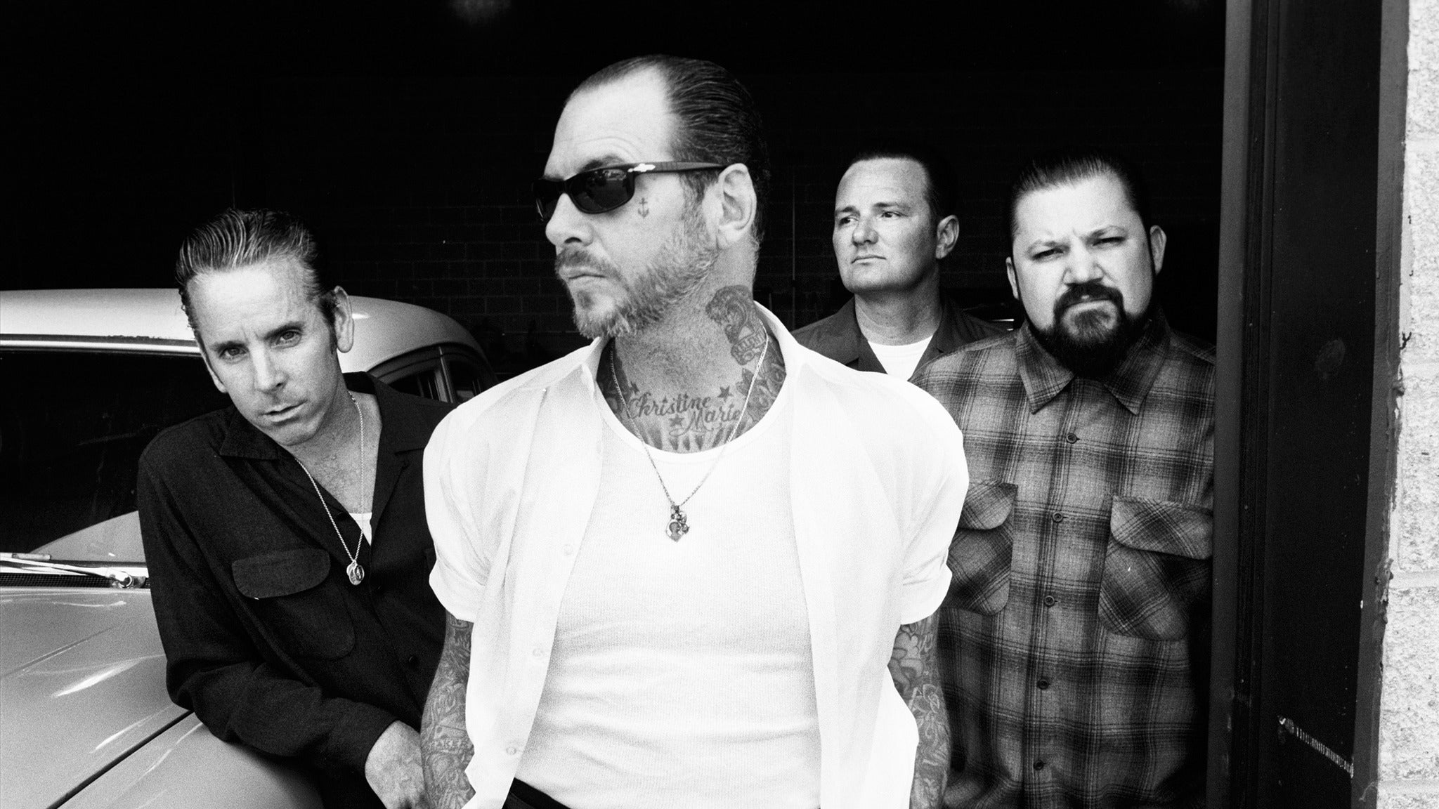 Social Distortion at Concrete Street Amphitheater