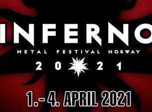 INFERNO METAL FESTIVAL 2021 - Saturday ticket