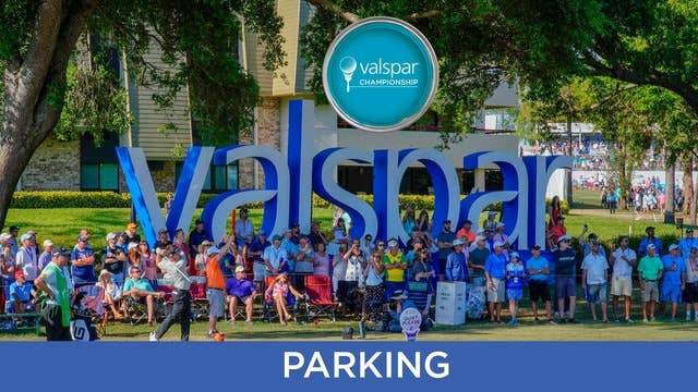 Valspar Championship Parking