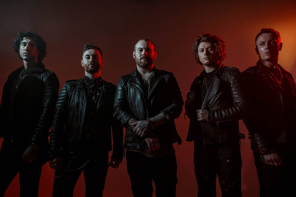 Hotels near Asking Alexandria Events
