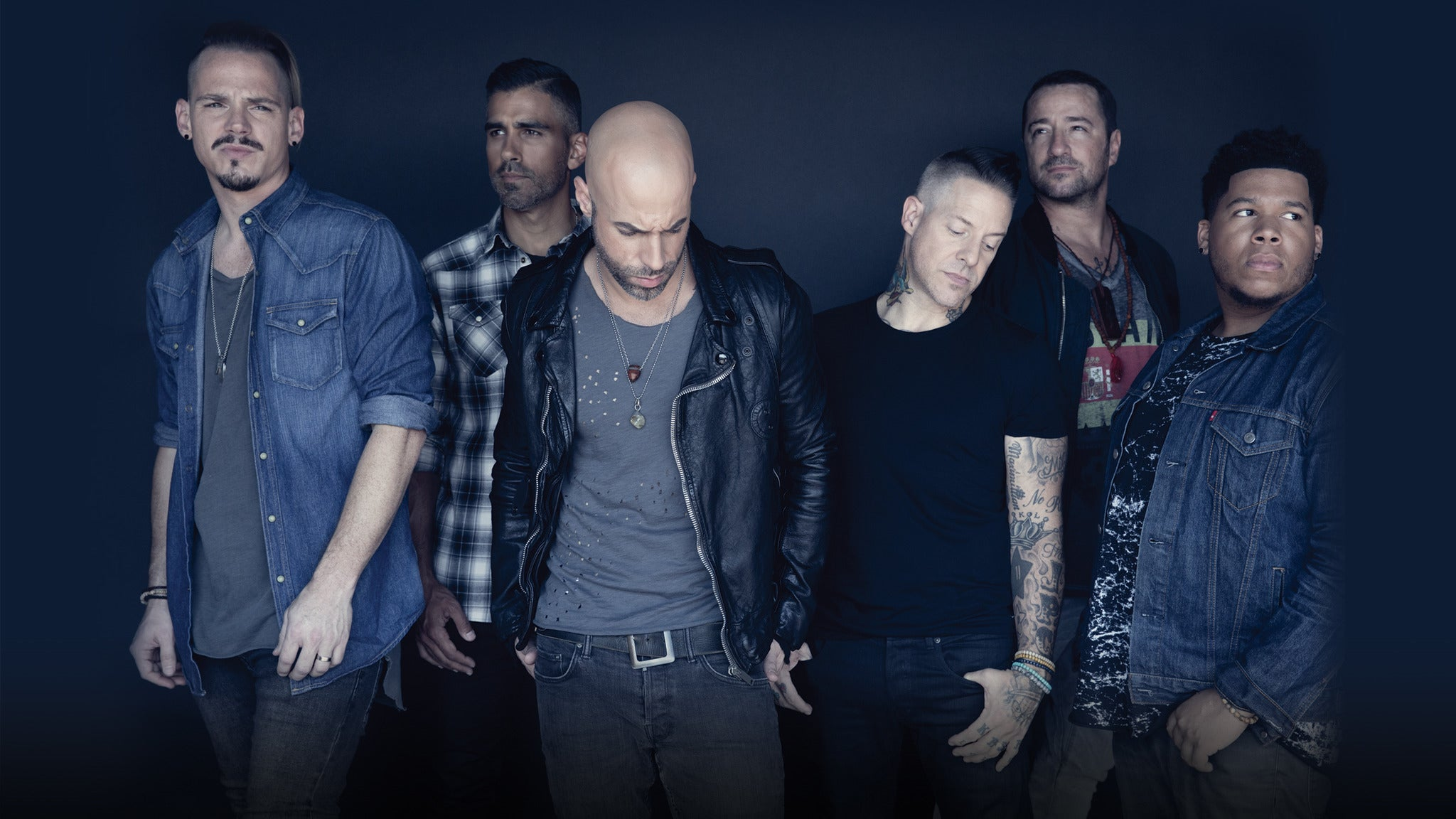 Daughtry at Genesee Theatre