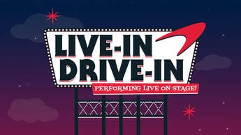 Live In Drive In Concert Series