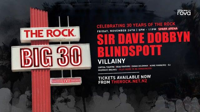 The Rock Big 30