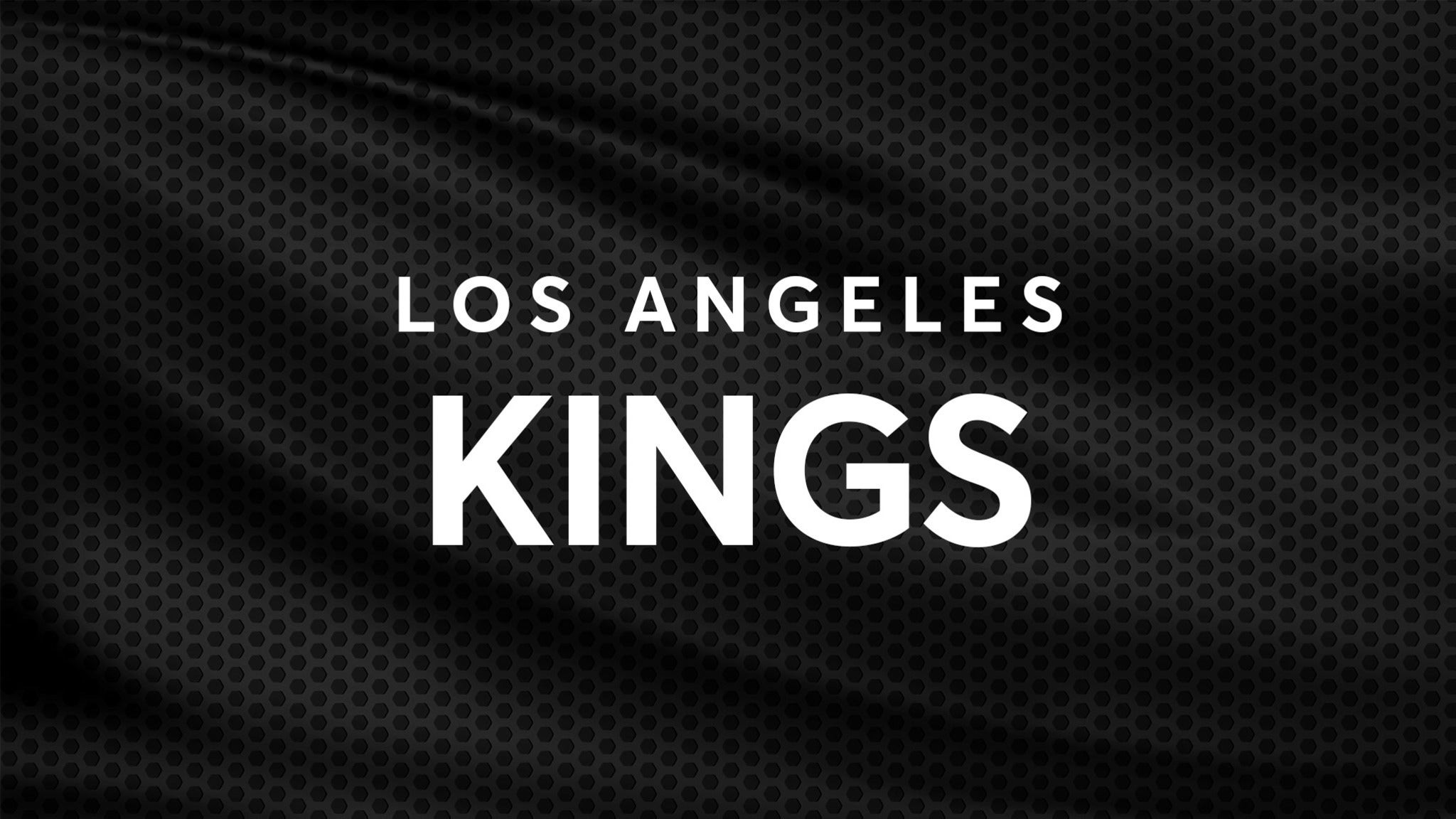 Los Angeles Kings vs. Edmonton Oilers at STAPLES Center